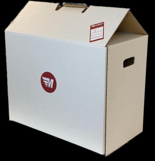 Muuttotarvikkeet kuten järeä pahvilaatikko on todettu hyväksi monessa muutossa.